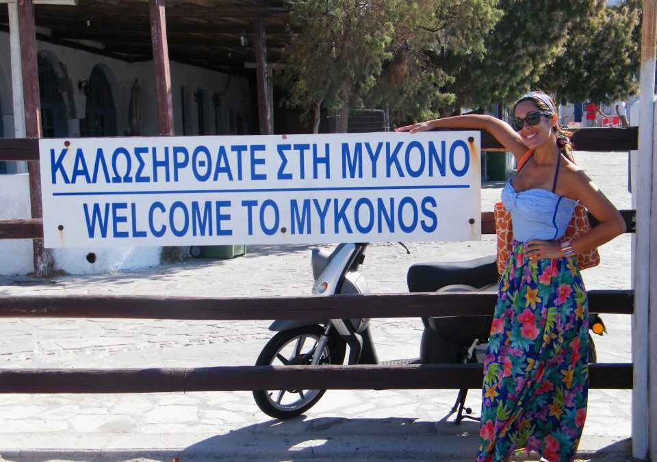 Welcome to Mykonos!!